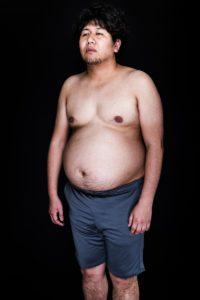ダイエットしたい人の写真